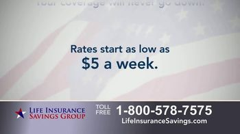 Life Insurance Savings Group TV Spot, 'Funeral Expenses and Debt' Featuring Mike Ditka - Thumbnail 7