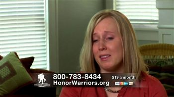 Wounded Warrior Project TV Spot 'Corey's Story' - Thumbnail 8
