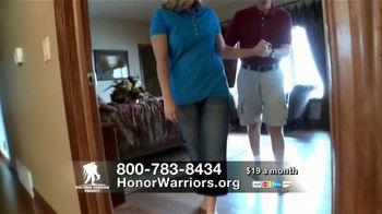 Wounded Warrior Project TV Spot 'Corey's Story' - Thumbnail 5