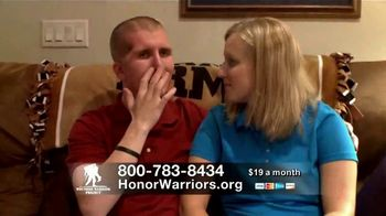 Wounded Warrior Project TV Spot 'Corey's Story' - Thumbnail 6