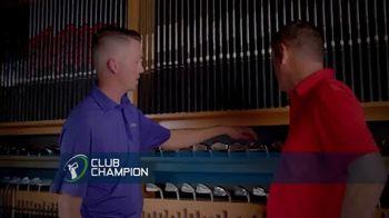 Club Champion TV Spot, 'Free Advice: Club Fitting' Featuring David Leadbetter - Thumbnail 3