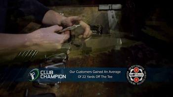 Club Champion TV Spot, 'Free Advice: Club Fitting' Featuring David Leadbetter - Thumbnail 5