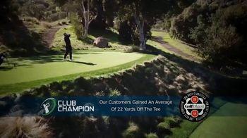 Club Champion TV Spot, 'Free Advice: Club Fitting' Featuring David Leadbetter - Thumbnail 6