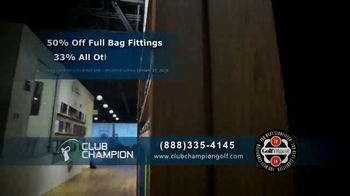 Club Champion TV Spot, 'Free Advice: Club Fitting' Featuring David Leadbetter - Thumbnail 7