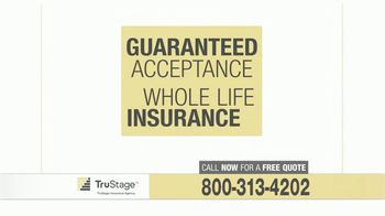 TruStage Insurance Agency TV Spot, 'Guaranteed Acceptance'