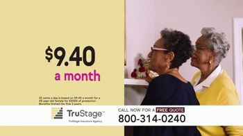 TruStage Insurance Agency TV Spot, 'Final Expenses'