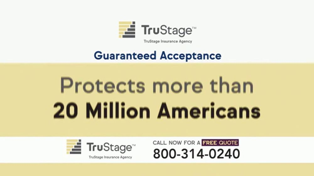 TruStage Insurance Agency TV Commercial, 'Final Expenses ...