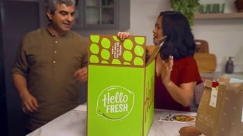 HelloFresh TV Spot, 'Monica, Matt and Olive: 10 Free Meals' - Thumbnail 1