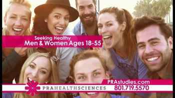 PRA Health Sciences TV Spot, 'Clinical Research Study: Earn up to $2,100' - Thumbnail 4