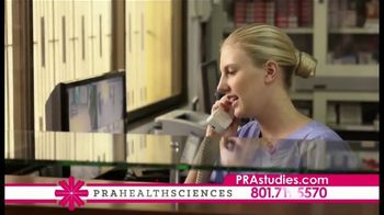 PRA Health Sciences TV Spot, 'Clinical Research Study: Earn up to $2,100' - Thumbnail 7