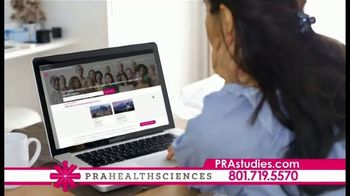 PRA Health Sciences TV Spot, 'Clinical Research Study: Earn up to $2,100' - Thumbnail 8
