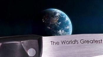 World's Greatest Kitchen Knife TV Spot, 'Revolutionary' Featuring Constantine Kalandranis - Thumbnail 1