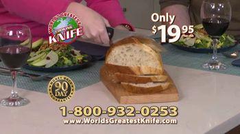 World's Greatest Kitchen Knife TV Spot, 'Revolutionary' Featuring Constantine Kalandranis - Thumbnail 10