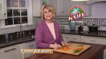 World's Greatest Kitchen Knife TV Spot, 'Revolutionary' Featuring Constantine Kalandranis - Thumbnail 4