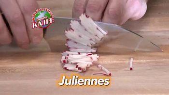 World's Greatest Kitchen Knife TV Spot, 'Revolutionary' Featuring Constantine Kalandranis - Thumbnail 6