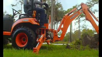 Kubota TV Spot, 'Out Here'