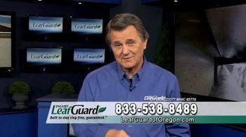 LeafGuard of Oregon Winter Half Off Sale TV Spot, 'Ladder Accidents' - Thumbnail 8
