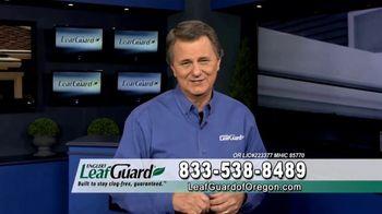 LeafGuard of Oregon Winter Half Off Sale TV Spot, 'Ladder Accidents' - Thumbnail 3
