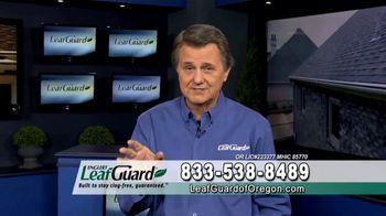 LeafGuard of Oregon Winter Half Off Sale TV Spot, 'Ladder Accidents' - Thumbnail 7