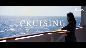 MSC Cruises TV Spot, 'Cruising at Its Most Welcoming: $559 per Person'