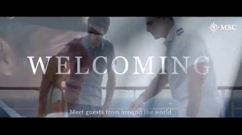 MSC Cruises TV Spot, 'Cruising at Its Most Welcoming: $559 per Person' - Thumbnail 2