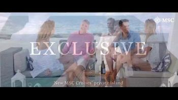MSC Cruises TV Spot, 'Cruising at Its Most Welcoming: $559 per Person' - Thumbnail 7