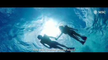 MSC Cruises TV Spot, 'Cruising at Its Most Welcoming: $559 per Person' - Thumbnail 8