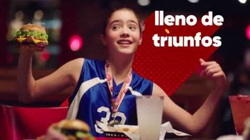 Red Robin TV Spot, 'Lleno de triunfos' [Spanish] - Thumbnail 3