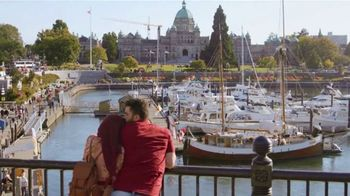 Clipper Vacations Spring Sale TV Spot, 'Seattle to Victoria Trip Package'