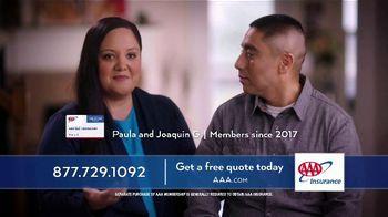 AAA TV Spot, 'Somos una familia de AAA' [Spanish]