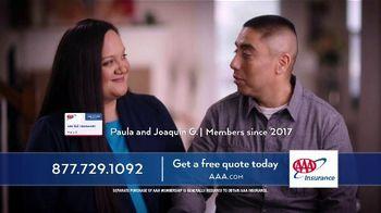 AAA TV Spot, 'Somos una familia de AAA' [Spanish] - Thumbnail 7