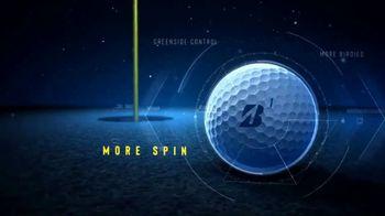 Bridgestone Tour B Golf Balls TV Spot, 'More' Featuring Tiger Woods - Thumbnail 10