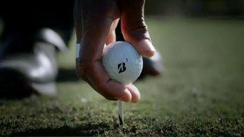 Bridgestone Tour B Golf Balls TV Spot, 'More' Featuring Tiger Woods