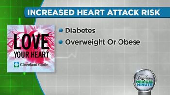 Cleveland Clinic TV Spot, 'Heart Attack' - Thumbnail 8
