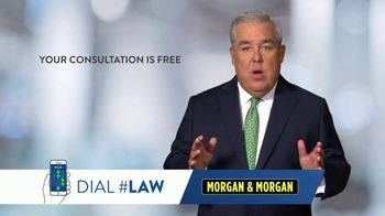 Morgan and Morgan Law Firm TV Spot, 'Questions About Your Accident'