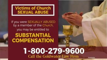 Goldwater Law Firm TV Spot, \'Sexual Abuse by the Church\'