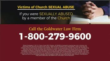 Goldwater Law Firm TV Spot, 'Sexual Abuse by the Church' - Thumbnail 5