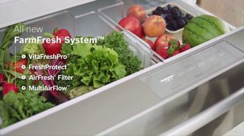 Bosch Home Presidents Day Sales Event TV Spot, 'Keep Foods Fresh' - Thumbnail 7