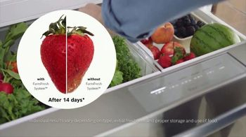 Bosch Home Presidents Day Sales Event TV Spot, 'Keep Foods Fresh' - Thumbnail 8