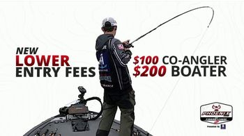 FLW TV Spot, 'Bass Fishing League'