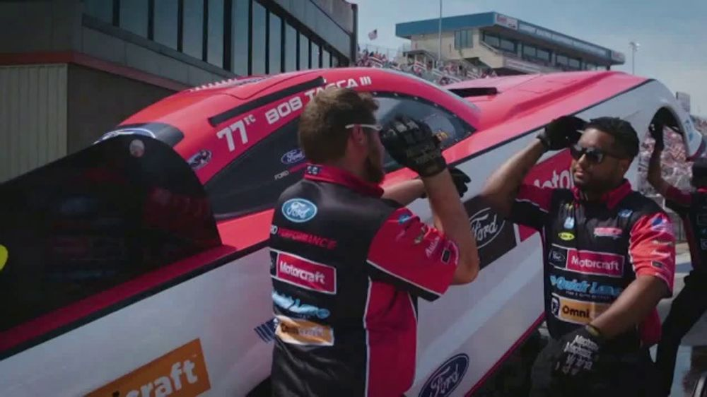 NHRA Launch Program TV Commercial, 'Career in Motorsports'