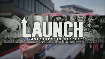 NHRA Launch Program TV Spot, 'Career in Motorsports' - Thumbnail 6