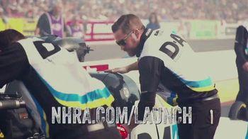 NHRA Launch Program TV Spot, 'Career in Motorsports' - Thumbnail 7