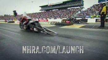 NHRA Launch Program TV Spot, 'Career in Motorsports' - Thumbnail 8