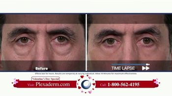 Plexaderm Skincare Valentine's Day Special TV Spot, 'User Reactions: 50 Percent Off' - Thumbnail 4