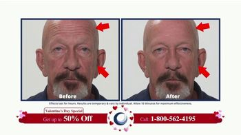 Plexaderm Skincare Valentine's Day Special TV Spot, 'User Reactions: 50 Percent Off' - Thumbnail 6