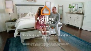 Ashley HomeStore Presidents Day Mattress Sale TV Spot, 'Sealy Closeout Mattresses' - Thumbnail 10