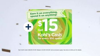 Kohl's Cash Anniversary Sale TV Spot, 'Three Days Only' - Thumbnail 5