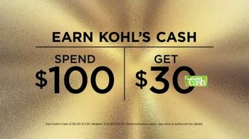 Kohl's Cash Anniversary Sale TV Spot, 'Three Days Only' - Thumbnail 9