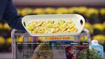 Walmart TV Spot, 'Obvious Choice: Pears and Tilapia' - Thumbnail 6